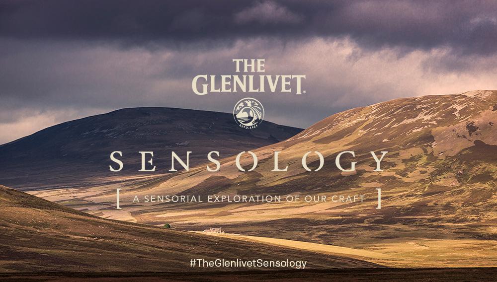 """The Glenlivet """" Sensology """""""