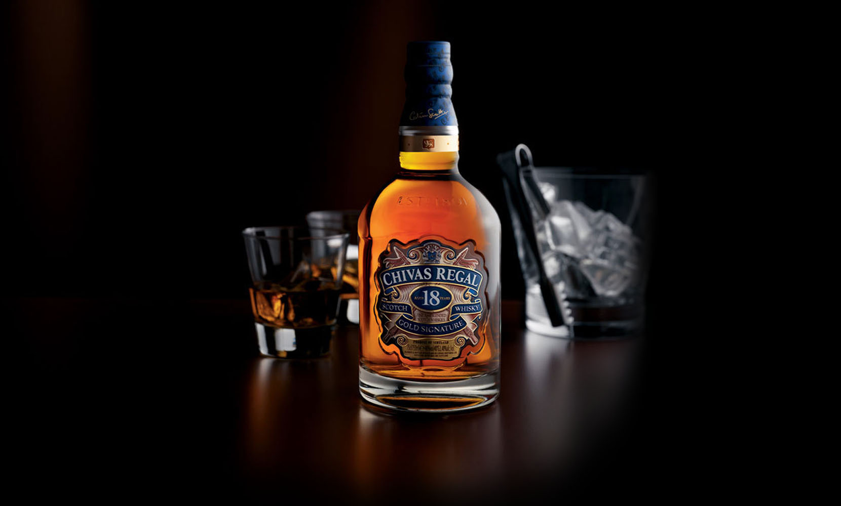 Chivas Crafted for the Senses with Chivas 18yo